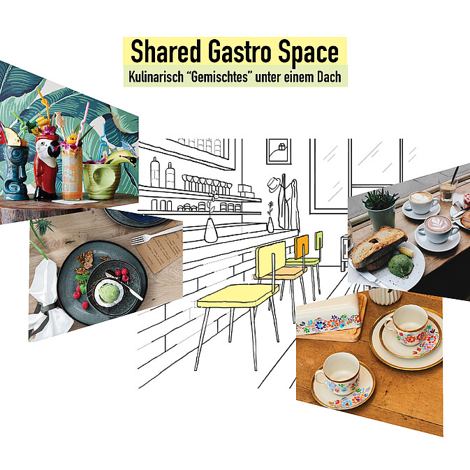 Shared Gastro Space