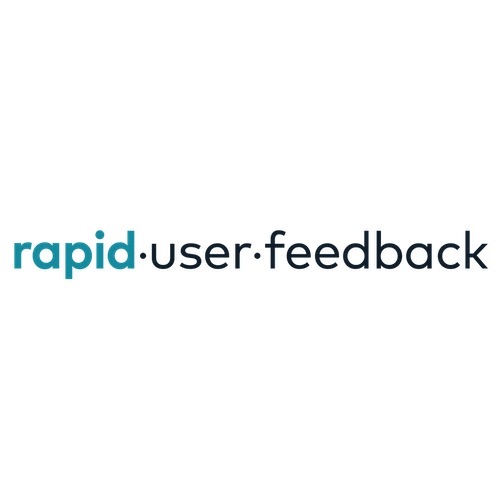 rapid user feedback